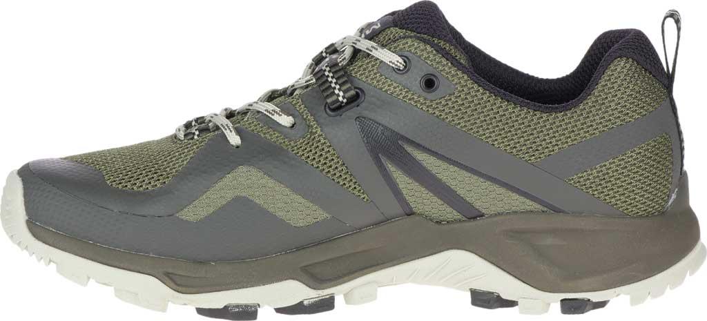 Men's Merrell MQM Flex 2 Trail Running Sneaker, Lichen Mesh/TPU, large, image 3