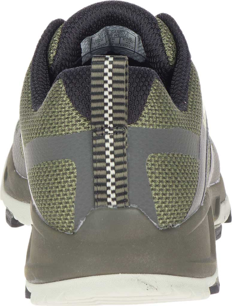 Men's Merrell MQM Flex 2 Trail Running Sneaker, Lichen Mesh/TPU, large, image 4