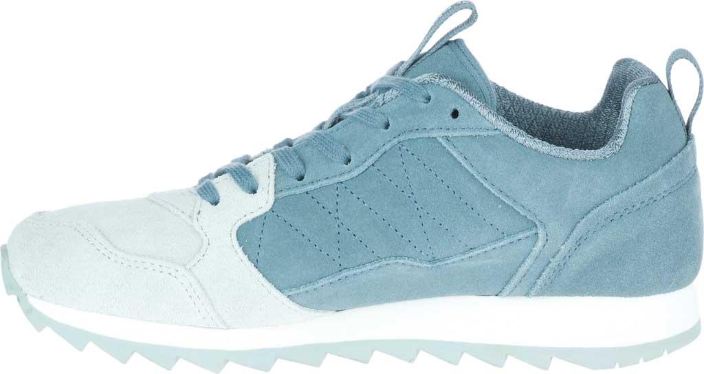 Women's Merrell Alpine Suede Sneaker, Trooper Suede, large, image 3