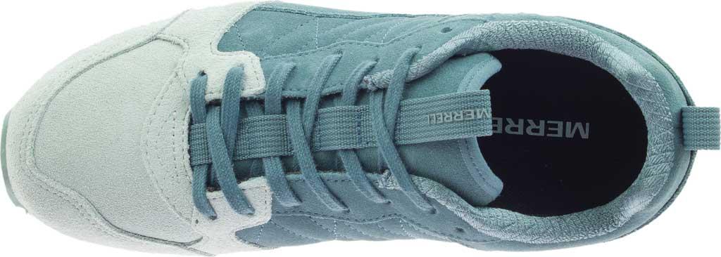 Women's Merrell Alpine Suede Sneaker, Trooper Suede, large, image 5