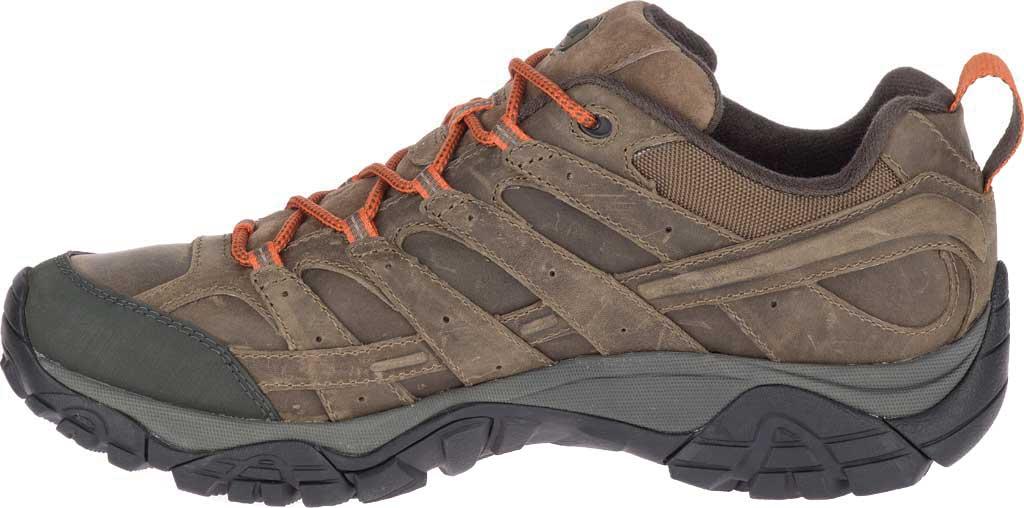 Men's Merrell Moab 2 Prime Hiking Shoe, Canteen Full Grain Leather, large, image 3