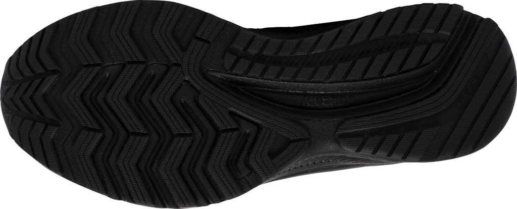 Women's Saucony Cohesion 14 Running Sneaker, Black/Black, large, image 5