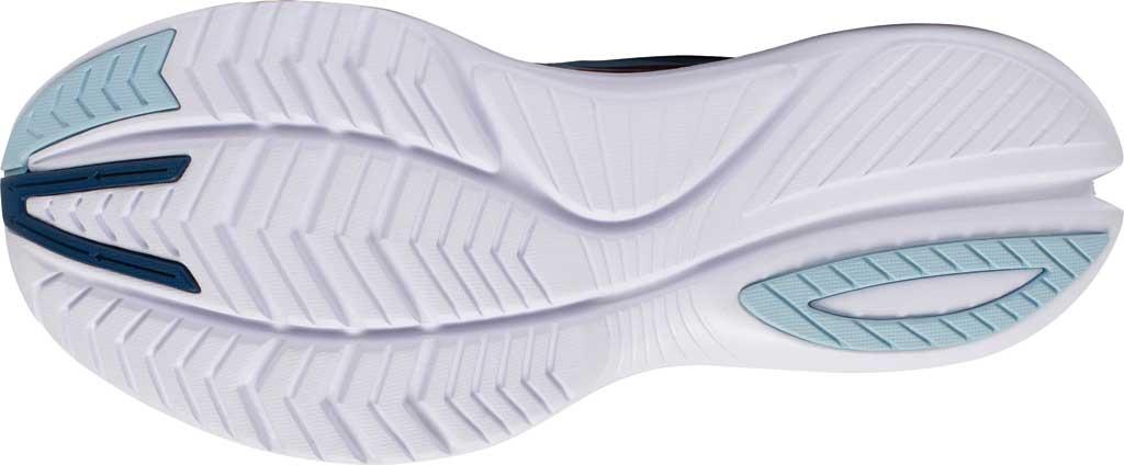 Women's Saucony Kinvara 12 Running Sneaker, Sky/Storm, large, image 5