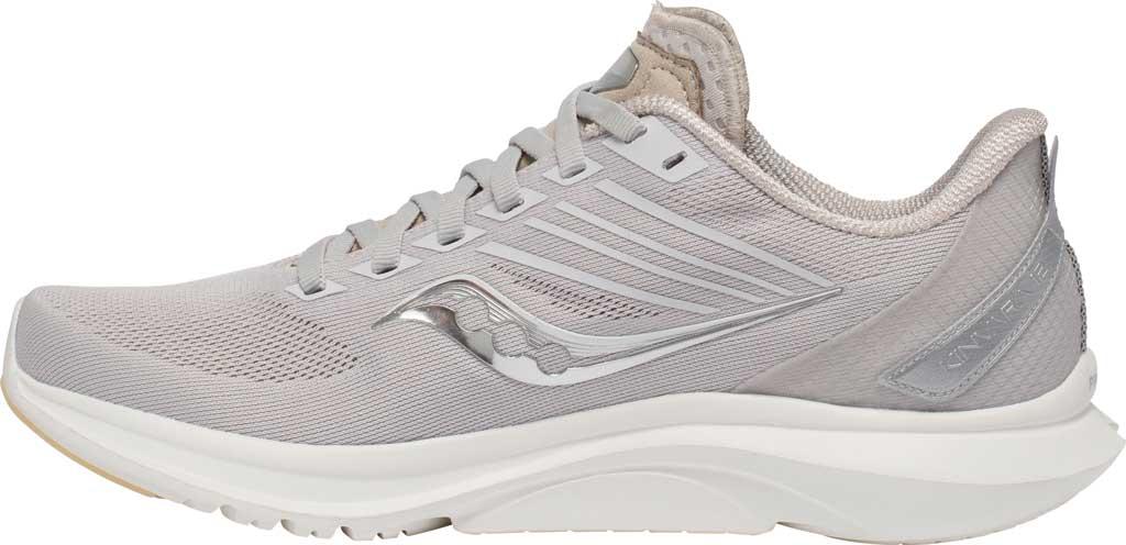 Women's Saucony Kinvara 12 Running Sneaker, New Natural, large, image 3