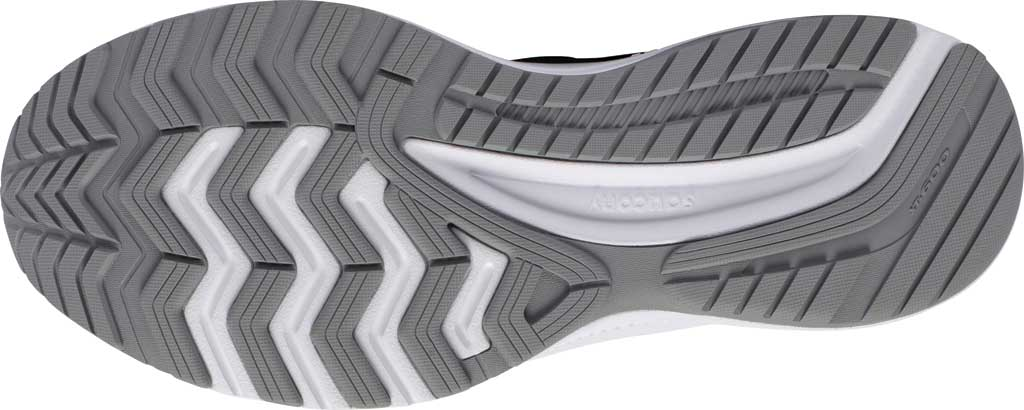 Men's Saucony Cohesion 14 Running Sneaker, Blue/Black, large, image 5