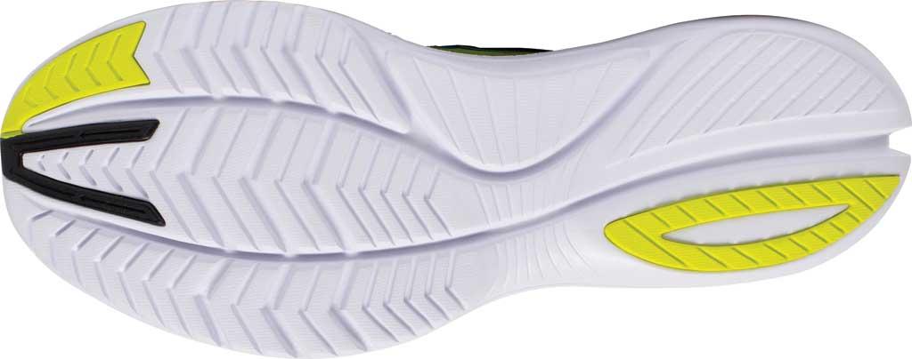 Men's Saucony Kinvara 12 Running Sneaker, Cobalt/Citrus, large, image 5