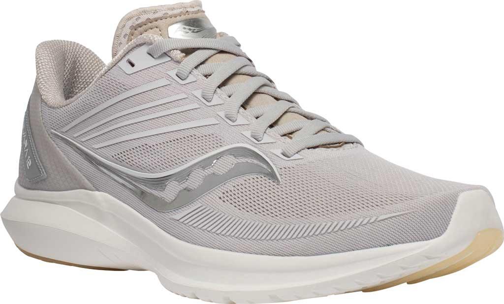Men's Saucony Kinvara 12 Running Sneaker, New Natural, large, image 1