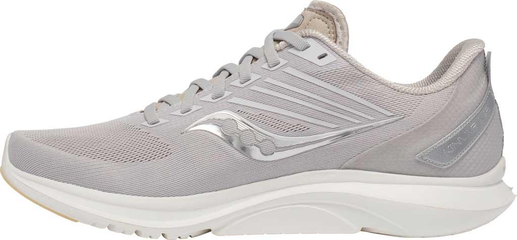 Men's Saucony Kinvara 12 Running Sneaker, New Natural, large, image 3