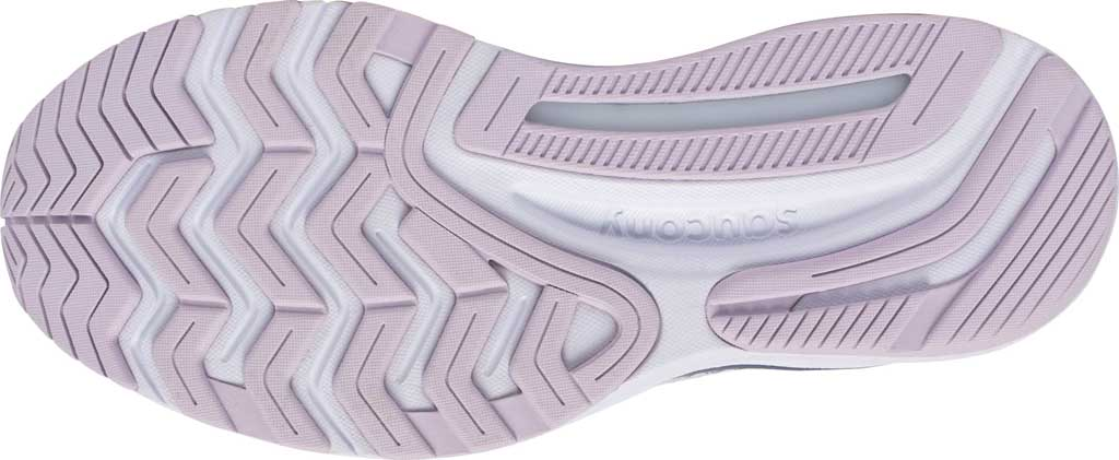 Women's Saucony Guide 14 Running Sneaker, Lilac/Storm, large, image 5