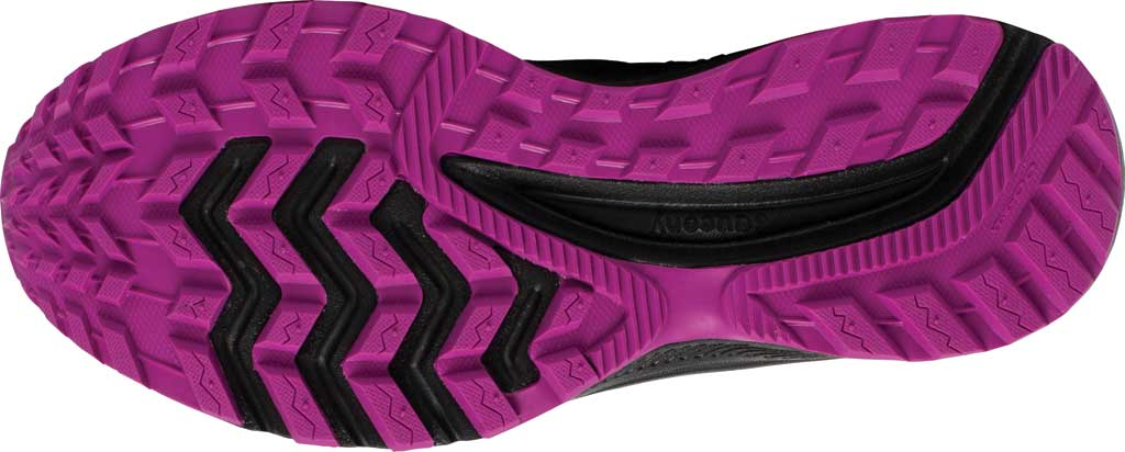 Women's Saucony Cohesion TR14 Trail Running Sneaker, Charcoal/Lilac, large, image 5