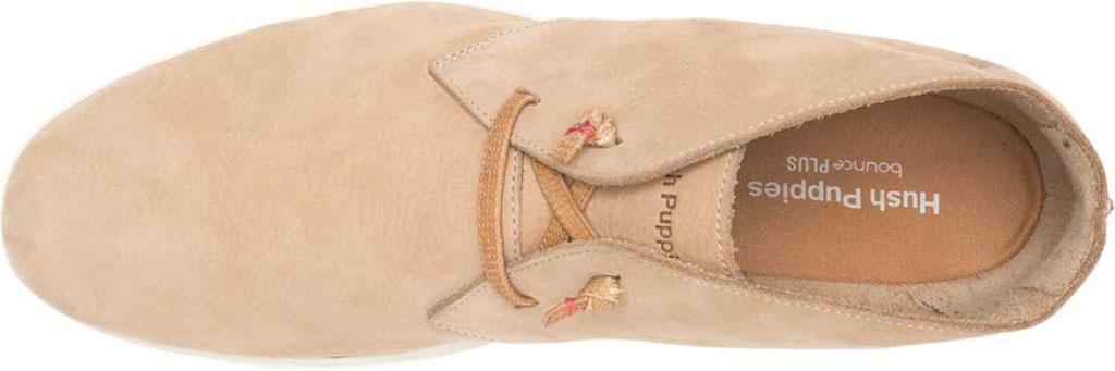 Men's Hush Puppies The Everyday Chukka Boot, Tan Nubuck, large, image 3