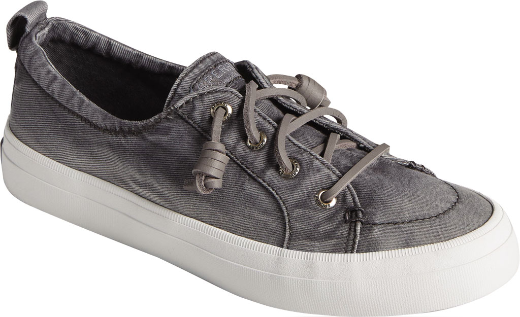 Women's Sperry Top-Sider Crest Vibe Ombre Sneaker, Grey Ombre Fabric, large, image 1
