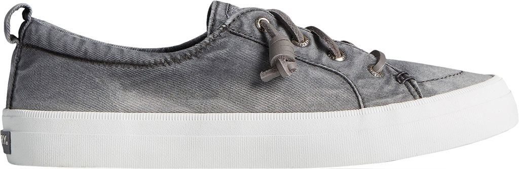 Women's Sperry Top-Sider Crest Vibe Ombre Sneaker, Grey Ombre Fabric, large, image 2