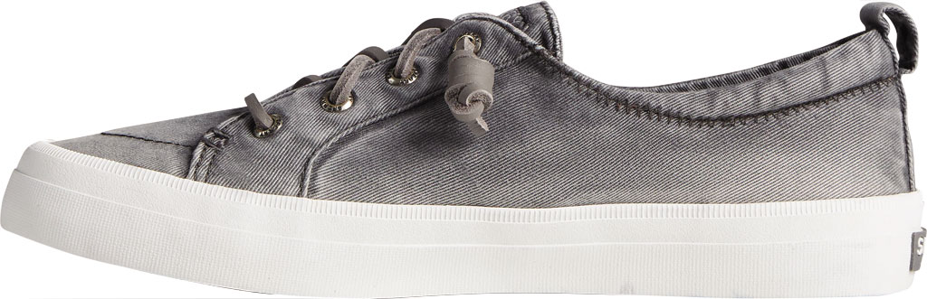 Women's Sperry Top-Sider Crest Vibe Ombre Sneaker, Grey Ombre Fabric, large, image 3