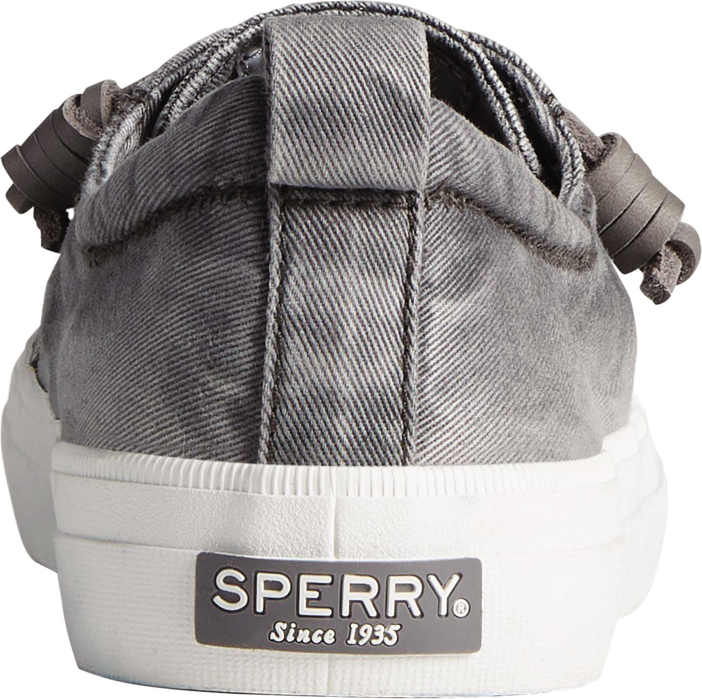 Women's Sperry Top-Sider Crest Vibe Ombre Sneaker, Grey Ombre Fabric, large, image 4