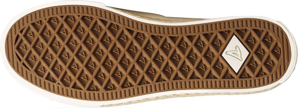 Women's Sperry Top-Sider Crest Twin Gore Platform Resort Slip On Sneaker, Bone White Leather, large, image 6