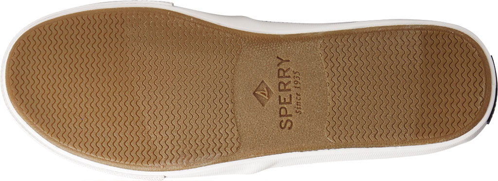 Men's Sperry Top-Sider Striper II Twin Gore Perforated Sneaker, Taupe Perforated Suede, large, image 6