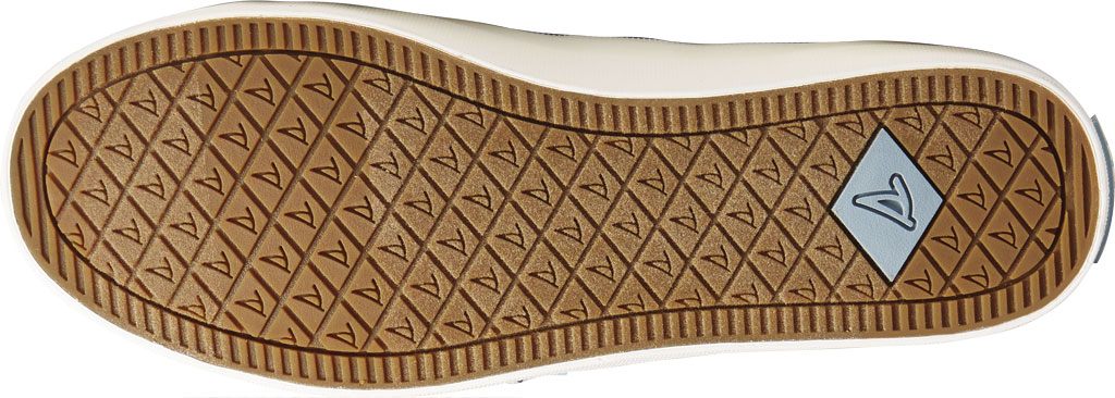 Women's Sperry Top-Sider Crest Vibe Textured Denim Sneaker, Blue Textured Denim, large, image 6