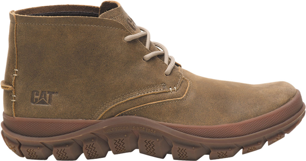 Men's Caterpillar Fused Tri Mid Chukka Boot, Beaned Full Grain Leather, large, image 2