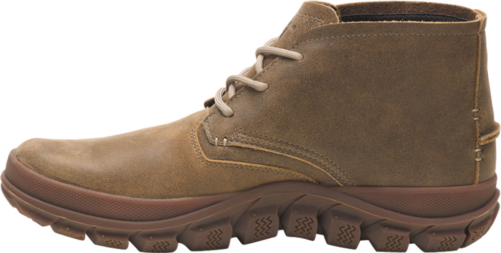 Men's Caterpillar Fused Tri Mid Chukka Boot, Beaned Full Grain Leather, large, image 3