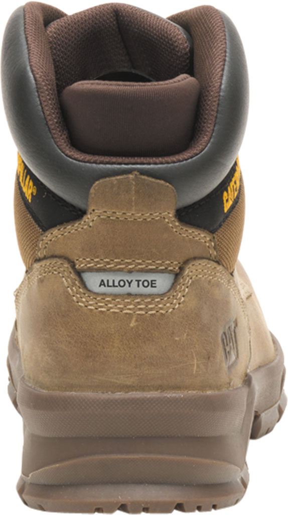 Men's Caterpillar Mobilize Alloy Toe Work Boot, Fossil Leather, large, image 4
