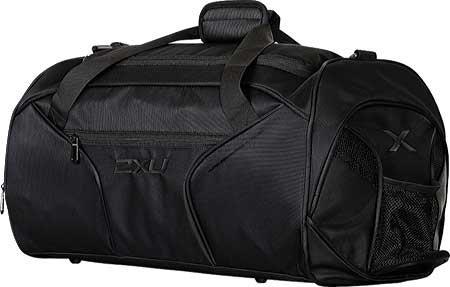 2XU Gym Bag, Black/Black, large, image 1