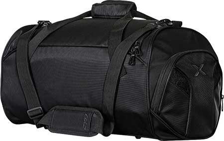 2XU Gym Bag, Black/Black, large, image 2