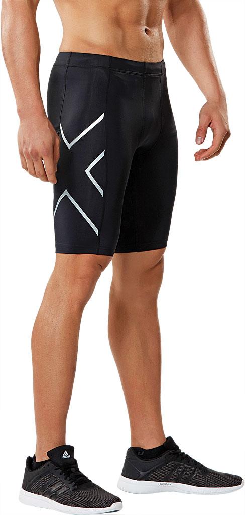 Men's 2XU TR2 Compression Shorts, , large, image 3