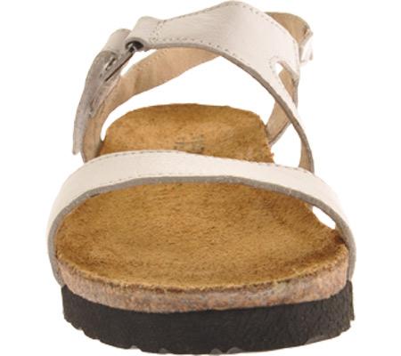 Women's Naot Pamela, White Leather, large, image 4