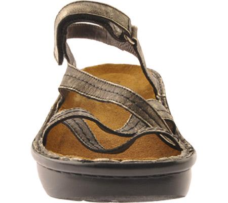 Women's Naot Paris Sandal, Metal Leather, large, image 4