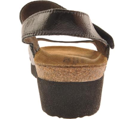 Women's Naot Kayla Sandal, Black Patent Leather, large, image 5