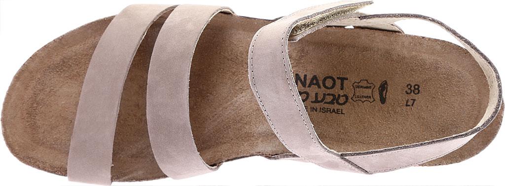 Women's Naot Kayla Sandal, Stone Nubuck, large, image 5