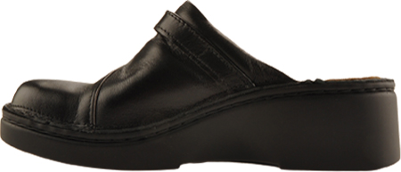 Women's Naot Florence, Midnight Black Leather, large, image 3