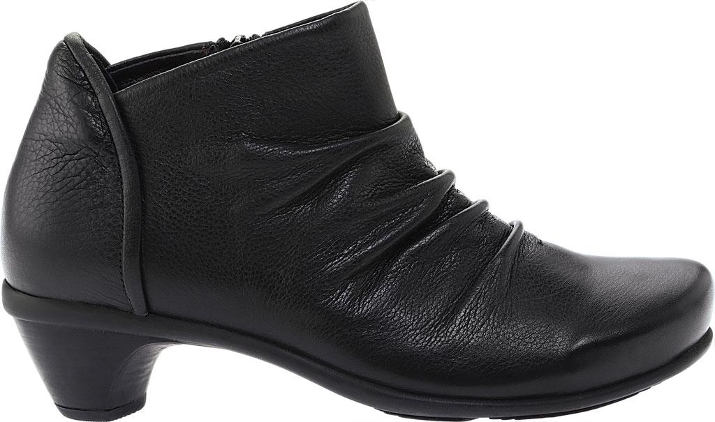 Women's Naot Advance, Soft Black Leather, large, image 2