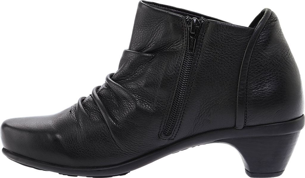 Women's Naot Advance, Soft Black Leather, large, image 3
