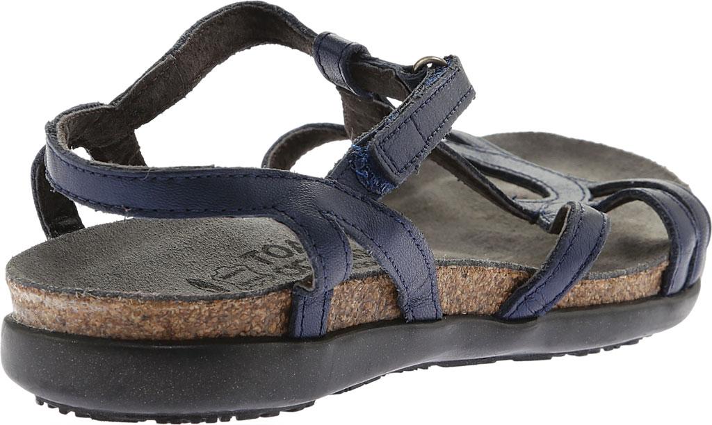 Women's Naot Dorith Sandal, Polar Sea Leather, large, image 4