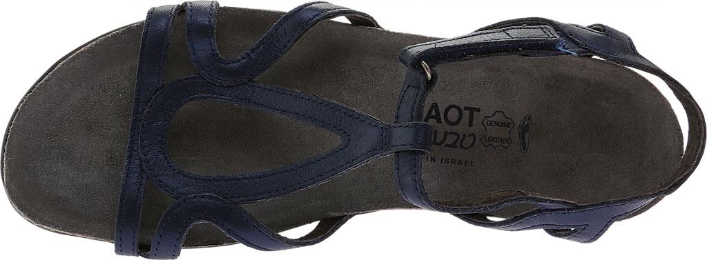 Women's Naot Dorith Sandal, Polar Sea Leather, large, image 5