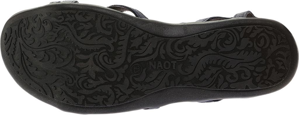 Women's Naot Dorith Sandal, Polar Sea Leather, large, image 6