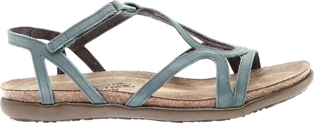 Women's Naot Dorith Sandal, Sea Green Leather, large, image 2