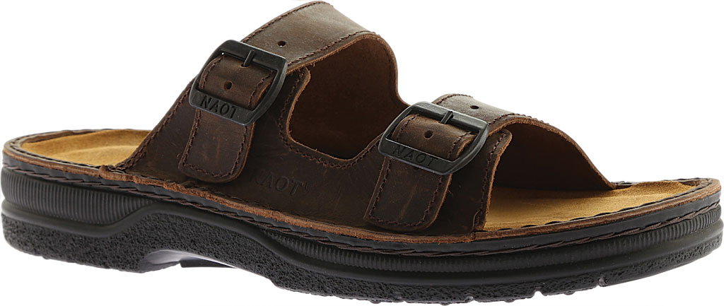 Men's Naot Mikael, Crazy Horse Leather, large, image 1