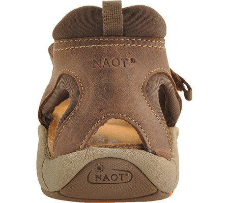 Women's Naot Flow, Bison Leather, large, image 2