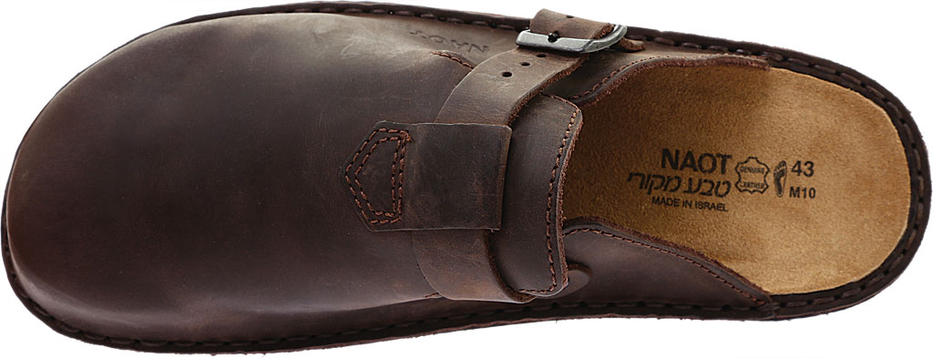 Men's Naot Fiord, Crazy Horse Leather, large, image 5