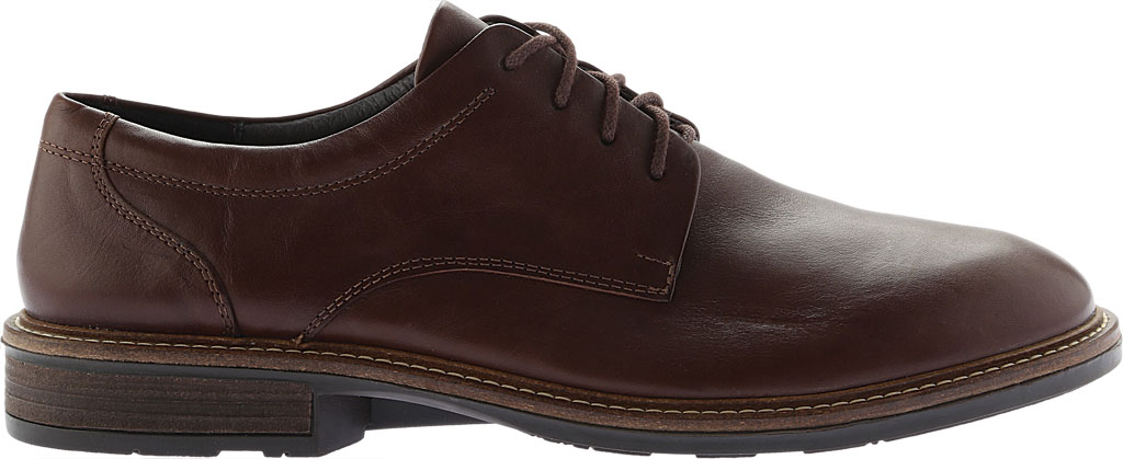 Men's Naot Wisdom, Toffee Brown Leather, large, image 2