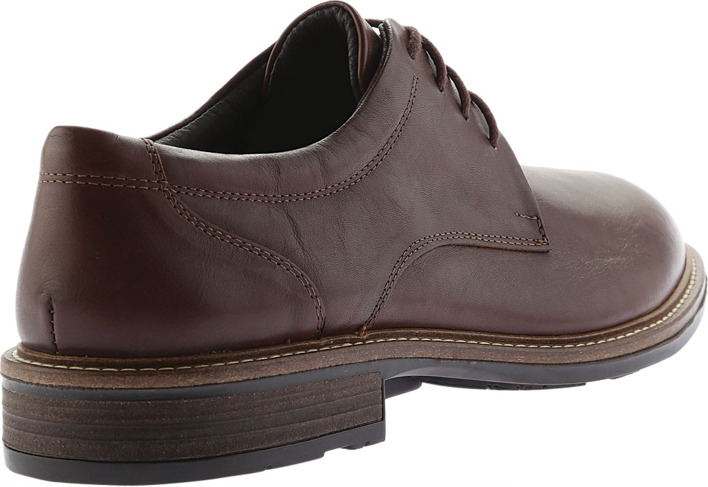 Men's Naot Wisdom, Toffee Brown Leather, large, image 4