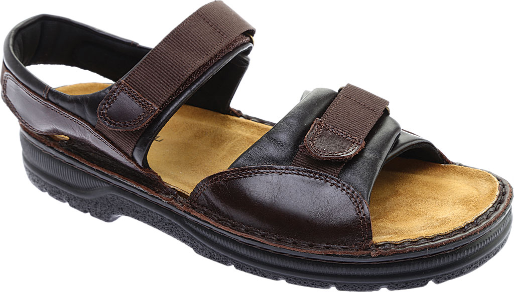 Men's Naot Andes, Walnut Leather, large, image 1