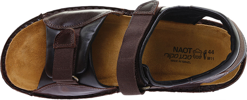Men's Naot Andes, Walnut Leather, large, image 5