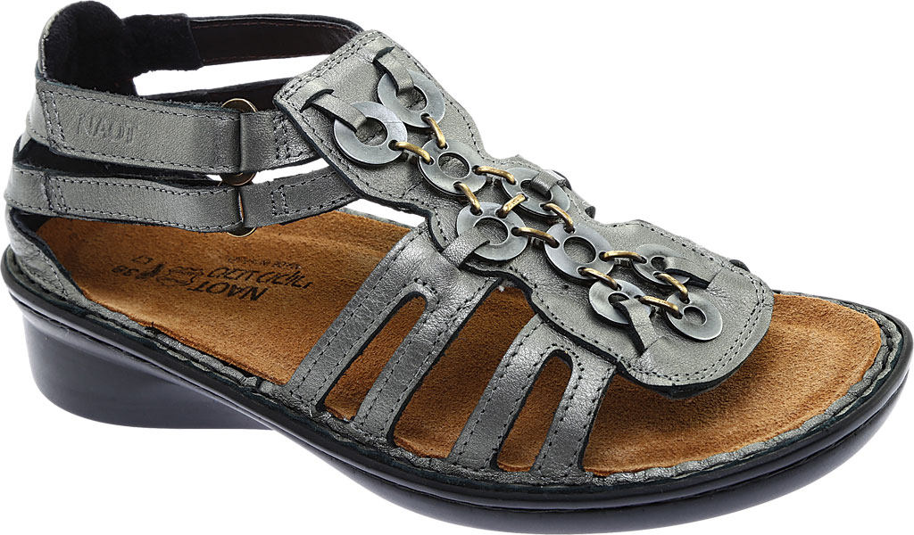 Women's Naot Trovador, Sterling Leather, large, image 1