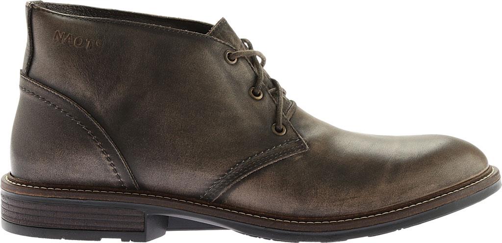 Men's Naot Pilot, Vintage Grey Leather, large, image 2
