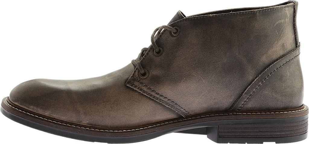 Men's Naot Pilot, Vintage Grey Leather, large, image 3