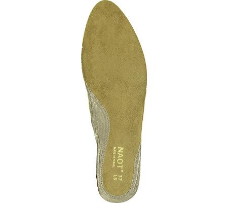 Women's Naot Prima Bella Footbeds, Gold, large, image 1